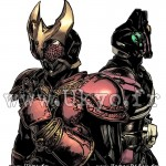 Kamen Rider Kuuga &amp; Decade
