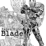Kamen Rider Blade King Form